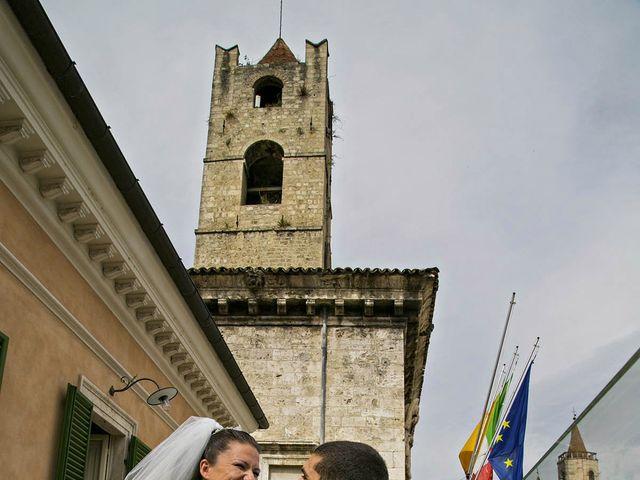 Il matrimonio di Eduardo e Alessia a Ascoli Piceno, Ascoli Piceno 53