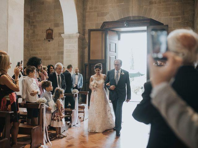 Il matrimonio di Alessandro e Beatrice a Borgo San Lorenzo, Firenze 20