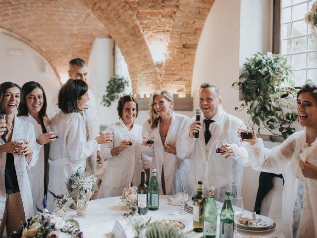 Il matrimonio di Alessandro e Beatrice a Borgo San Lorenzo, Firenze 36