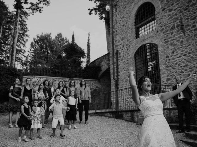 Il matrimonio di Alessandro e Beatrice a Borgo San Lorenzo, Firenze 45