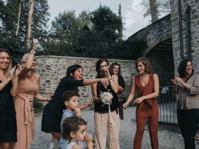 Il matrimonio di Alessandro e Beatrice a Borgo San Lorenzo, Firenze 47