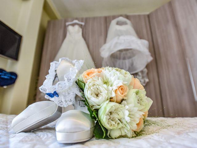 Il matrimonio di Vincenzo e Raffaella a Grottaferrata, Roma 7