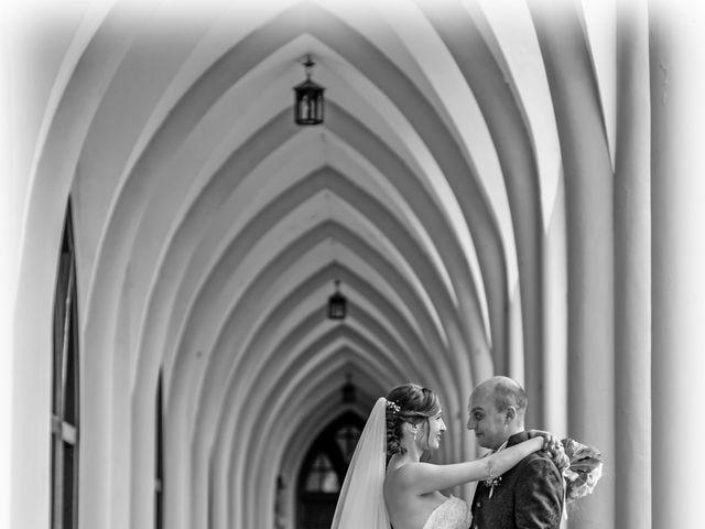 Il matrimonio di Vincenzo e Raffaella a Grottaferrata, Roma 9