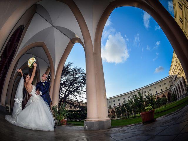 Il matrimonio di Vincenzo e Raffaella a Grottaferrata, Roma 10