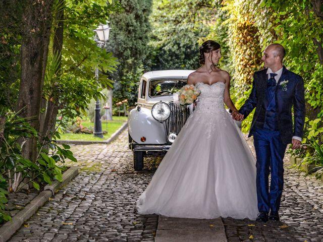 Il matrimonio di Vincenzo e Raffaella a Grottaferrata, Roma 14