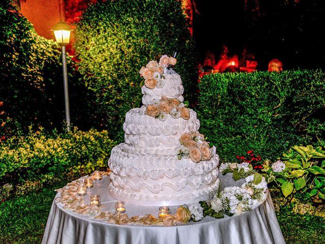 Il matrimonio di Vincenzo e Raffaella a Grottaferrata, Roma 19