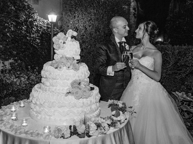 Il matrimonio di Vincenzo e Raffaella a Grottaferrata, Roma 20