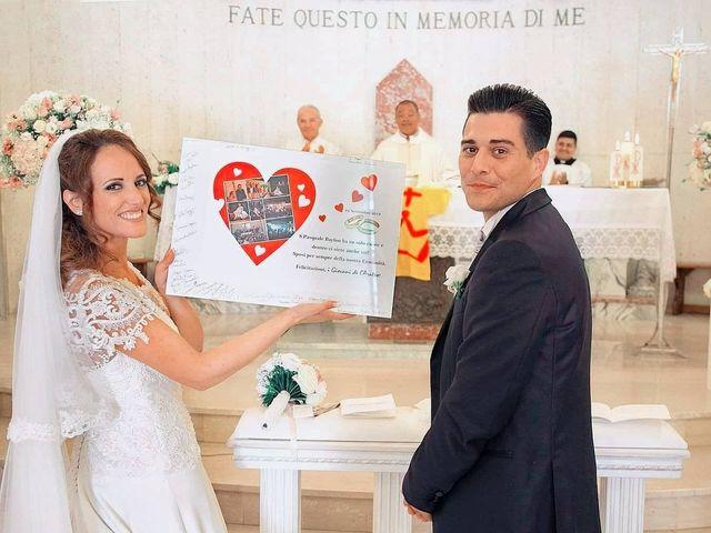 Il matrimonio di Domenico e Bianca a Qualiano, Napoli 4