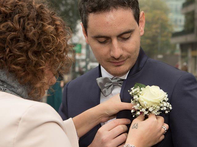 Il matrimonio di Matteo e Veronica a Milano, Milano 3