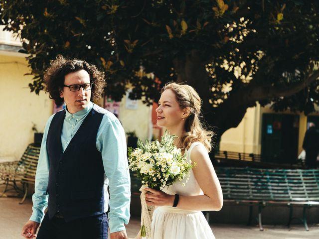 Il matrimonio di Stanislav e Nataliya a Carloforte, Cagliari 5