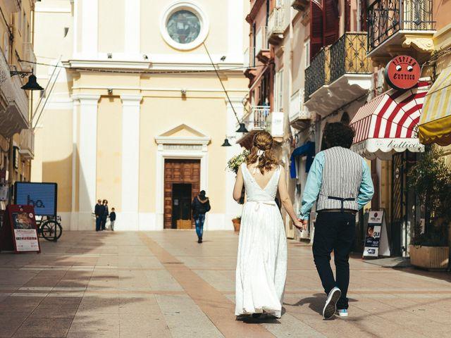 Il matrimonio di Stanislav e Nataliya a Carloforte, Cagliari 6