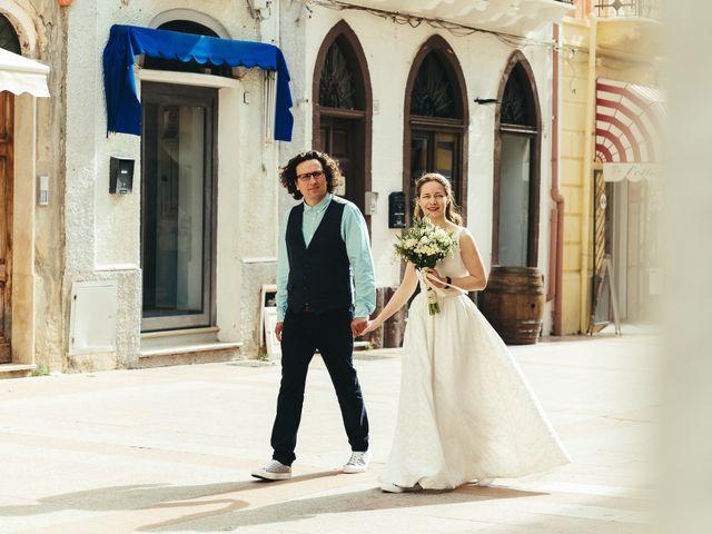 Il matrimonio di Stanislav e Nataliya a Carloforte, Cagliari 7