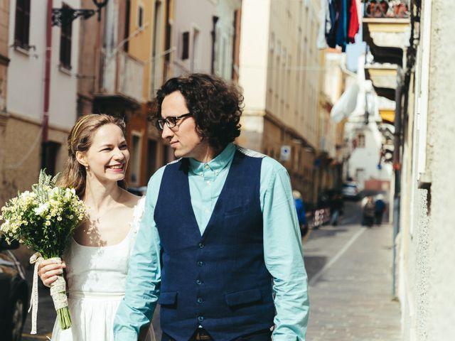 Il matrimonio di Stanislav e Nataliya a Carloforte, Cagliari 12