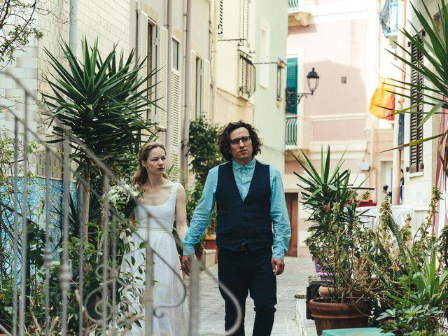 Il matrimonio di Stanislav e Nataliya a Carloforte, Cagliari 18