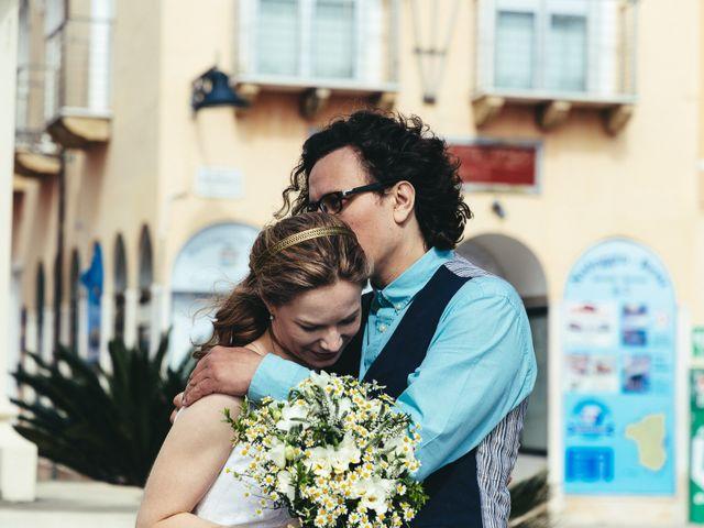 Il matrimonio di Stanislav e Nataliya a Carloforte, Cagliari 31