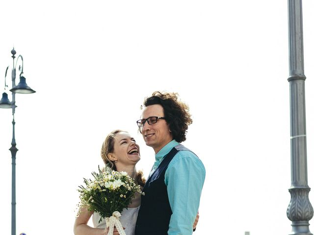 Il matrimonio di Stanislav e Nataliya a Carloforte, Cagliari 35