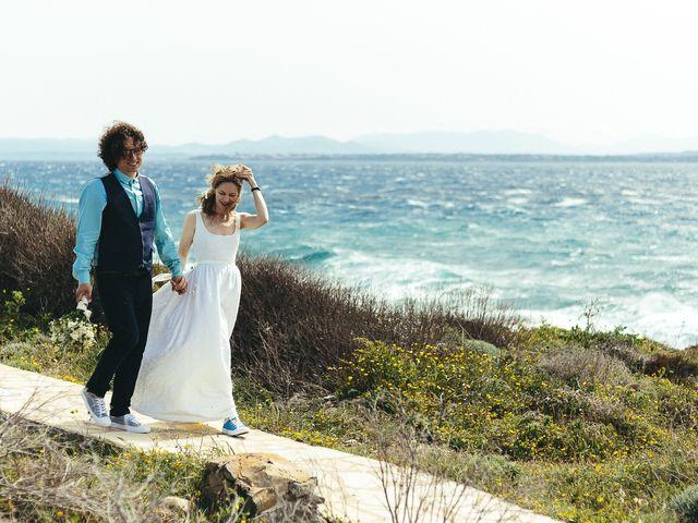 Il matrimonio di Stanislav e Nataliya a Carloforte, Cagliari 43