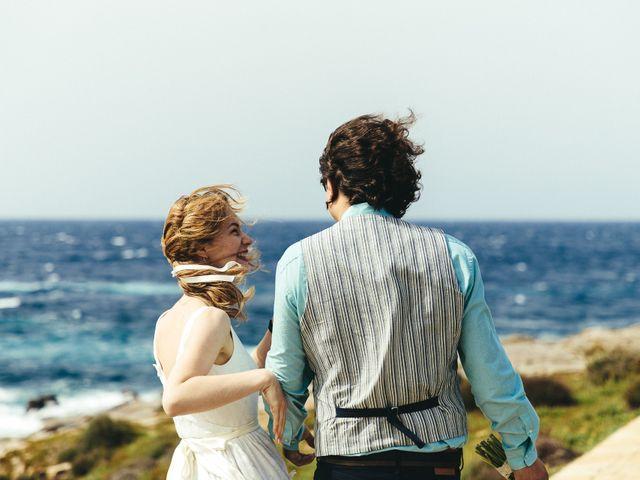 Il matrimonio di Stanislav e Nataliya a Carloforte, Cagliari 44