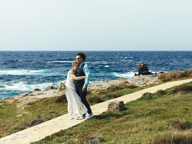 Il matrimonio di Stanislav e Nataliya a Carloforte, Cagliari 46