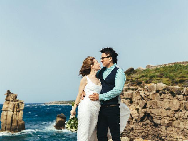 Il matrimonio di Stanislav e Nataliya a Carloforte, Cagliari 48