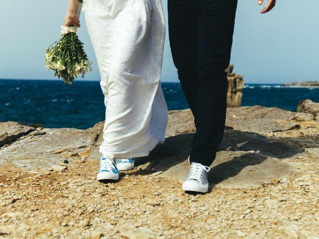Il matrimonio di Stanislav e Nataliya a Carloforte, Cagliari 49