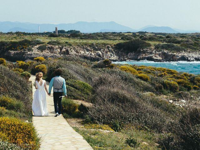 Il matrimonio di Stanislav e Nataliya a Carloforte, Cagliari 52