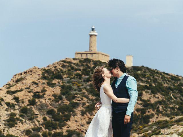 Il matrimonio di Stanislav e Nataliya a Carloforte, Cagliari 59