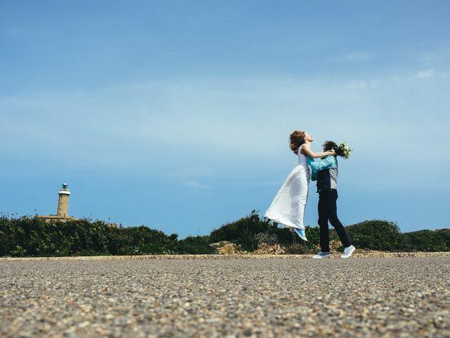 Il matrimonio di Stanislav e Nataliya a Carloforte, Cagliari 63