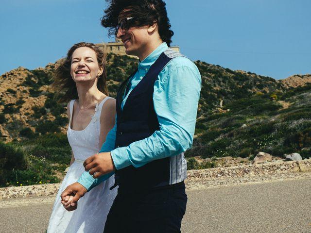 Il matrimonio di Stanislav e Nataliya a Carloforte, Cagliari 64
