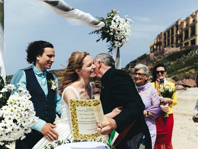 Il matrimonio di Stanislav e Nataliya a Carloforte, Cagliari 93