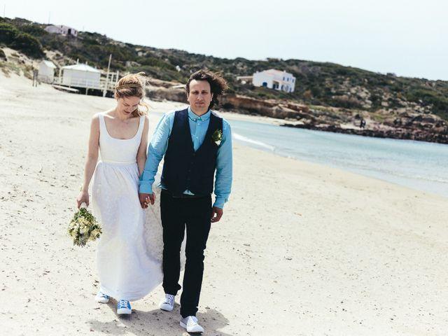 Il matrimonio di Stanislav e Nataliya a Carloforte, Cagliari 107