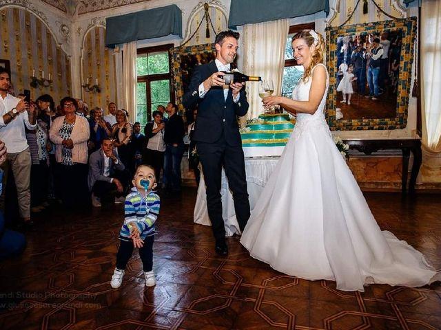 Il matrimonio di Andrea e Evelin a Granze, Padova 2