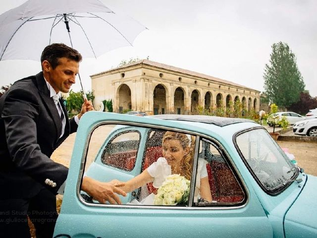 Il matrimonio di Andrea e Evelin a Granze, Padova 6