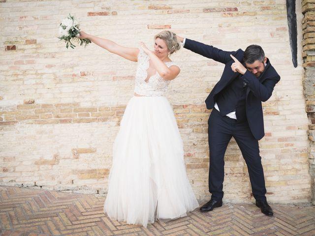 Le nozze di Petra e Giammichele