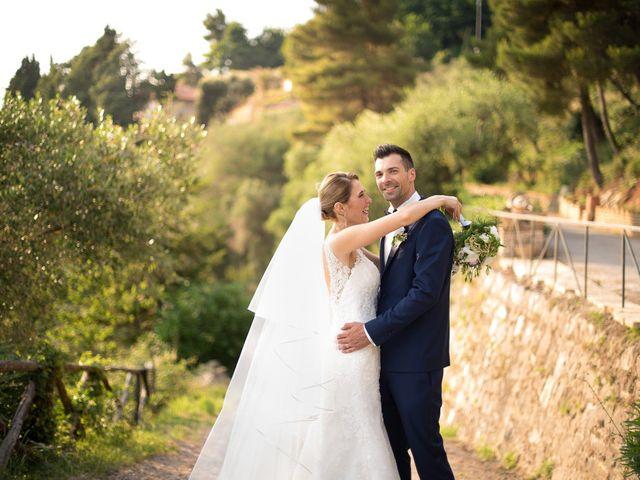 Le nozze di Caterina e Leandro