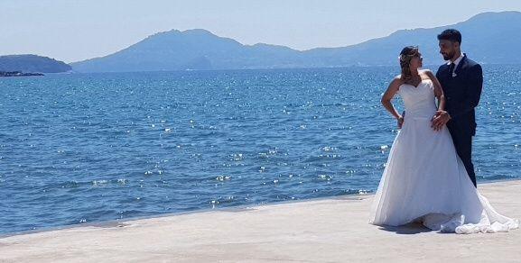 Il matrimonio di Valerio  e Raffaella a Napoli, Napoli 1