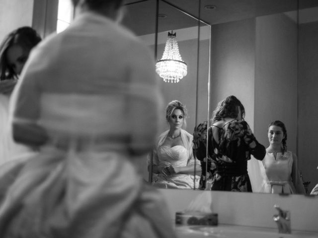 Il matrimonio di Mitchell e Chiara a Albavilla, Como 2