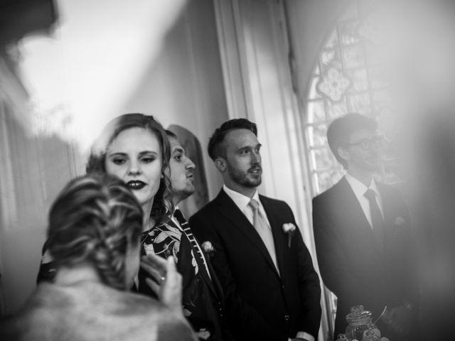 Il matrimonio di Mitchell e Chiara a Albavilla, Como 10