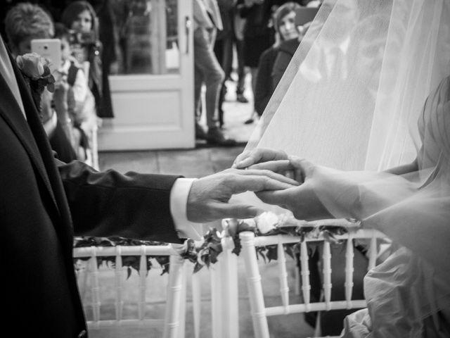 Il matrimonio di Mitchell e Chiara a Albavilla, Como 16