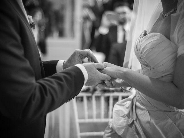 Il matrimonio di Mitchell e Chiara a Albavilla, Como 18