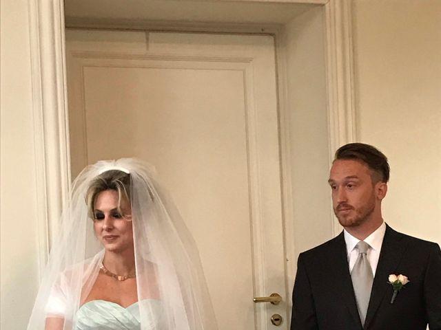 Il matrimonio di Mitchell e Chiara a Albavilla, Como 24