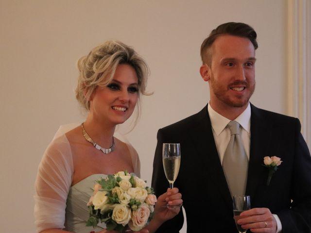 Il matrimonio di Mitchell e Chiara a Albavilla, Como 29