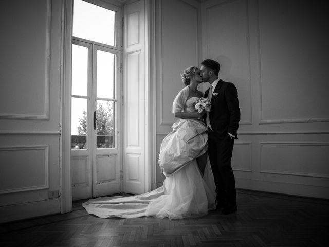 Il matrimonio di Mitchell e Chiara a Albavilla, Como 41