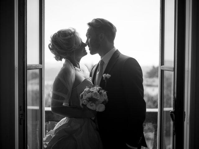 Il matrimonio di Mitchell e Chiara a Albavilla, Como 42