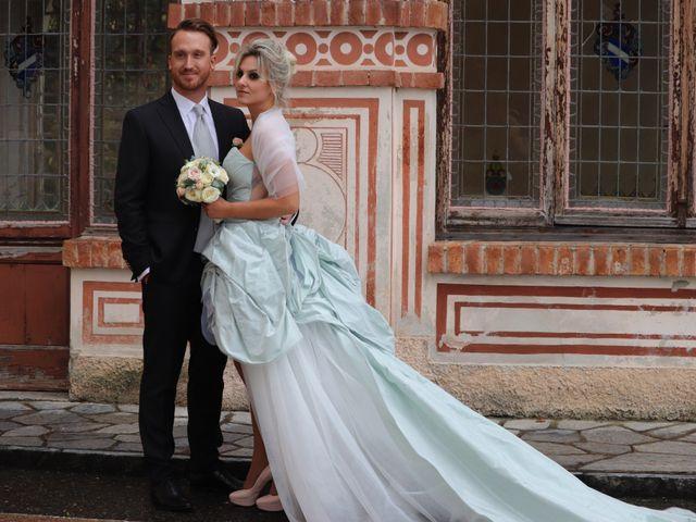 Il matrimonio di Mitchell e Chiara a Albavilla, Como 44