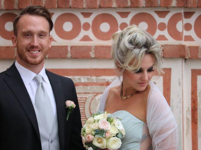 Il matrimonio di Mitchell e Chiara a Albavilla, Como 45