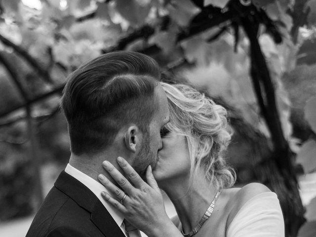 Il matrimonio di Mitchell e Chiara a Albavilla, Como 49