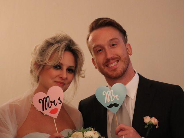 Il matrimonio di Mitchell e Chiara a Albavilla, Como 54