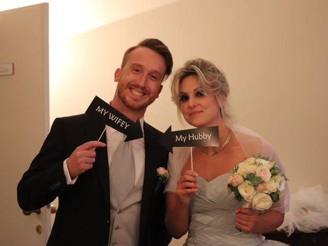 Il matrimonio di Mitchell e Chiara a Albavilla, Como 55