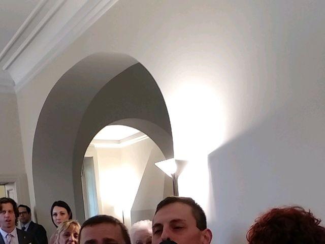 Il matrimonio di Mitchell e Chiara a Albavilla, Como 61